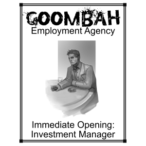 Goombah Employment agency_Investment Manager_Web