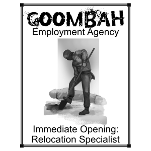 Goombah Employment agency_Relocation Specialists_Web