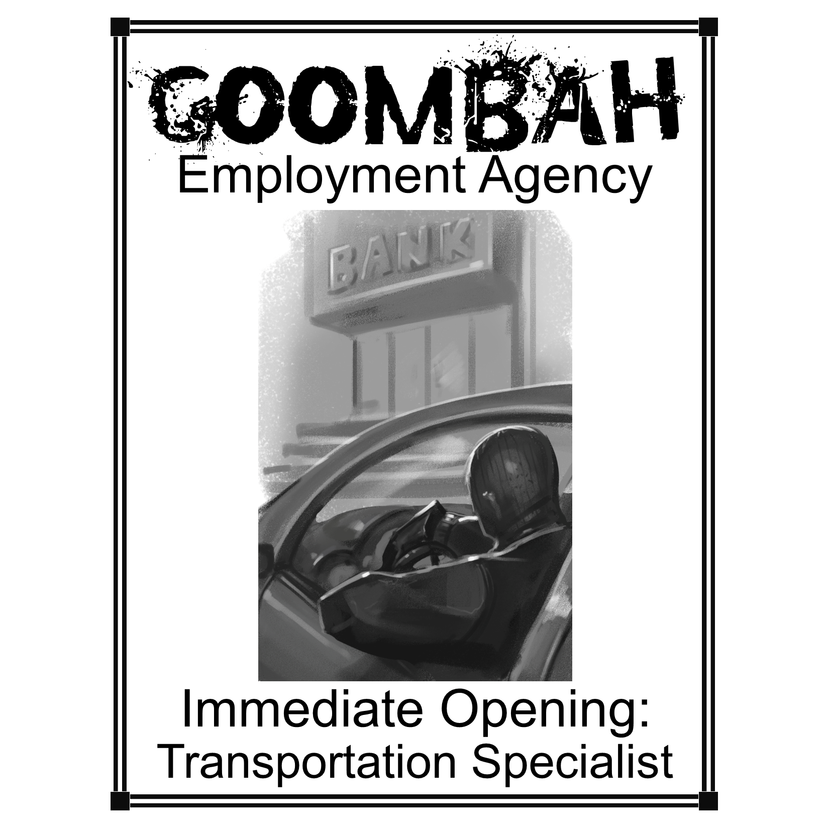 Goombah Employment agency_Transportation Specialist_Web