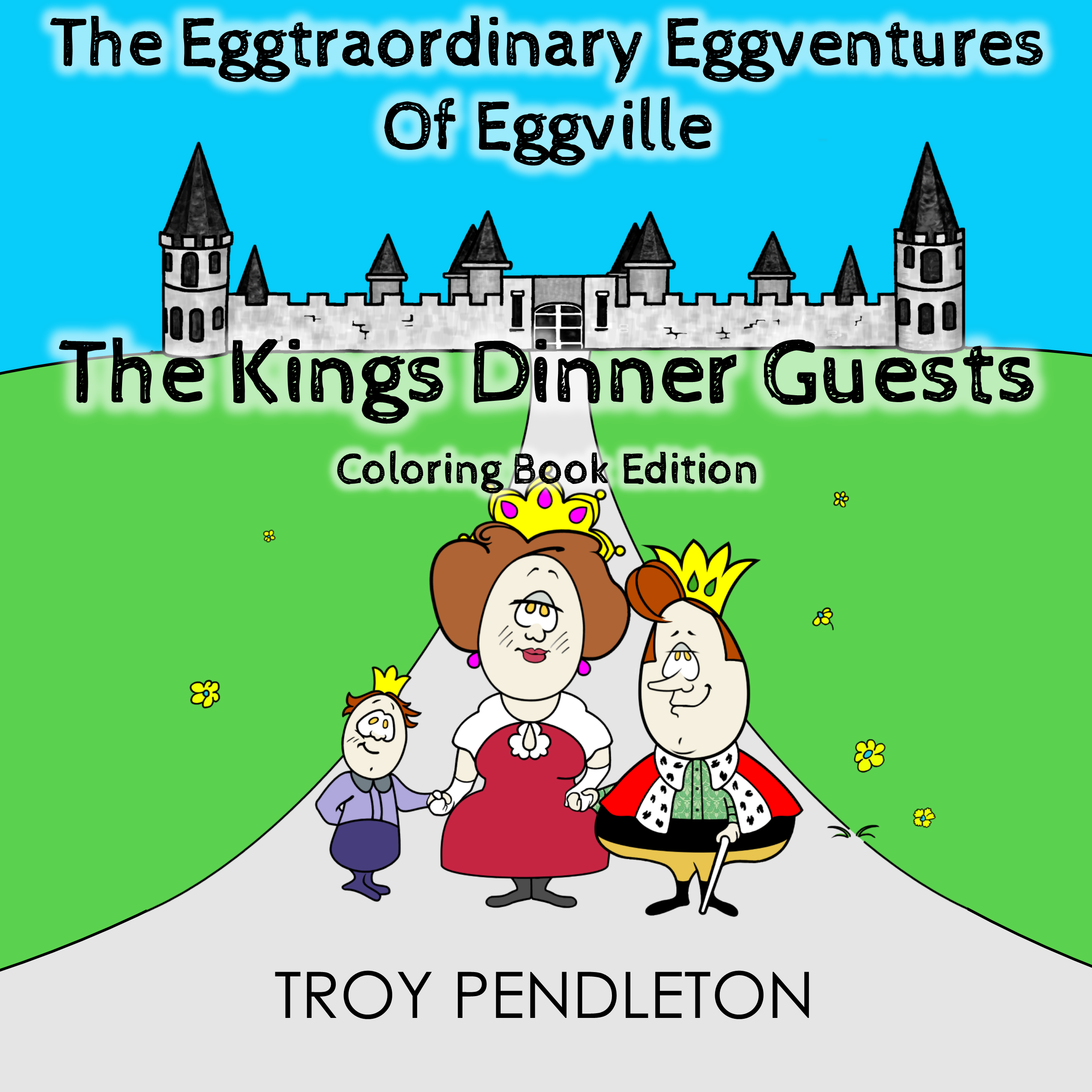 The Kings Dinner Guest_Coloring Book Edition_web