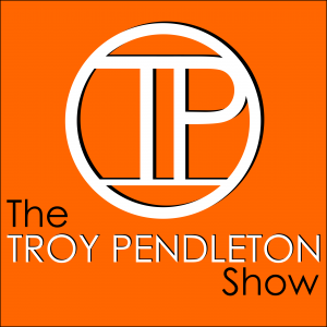 The Troy Pendleton show Logo