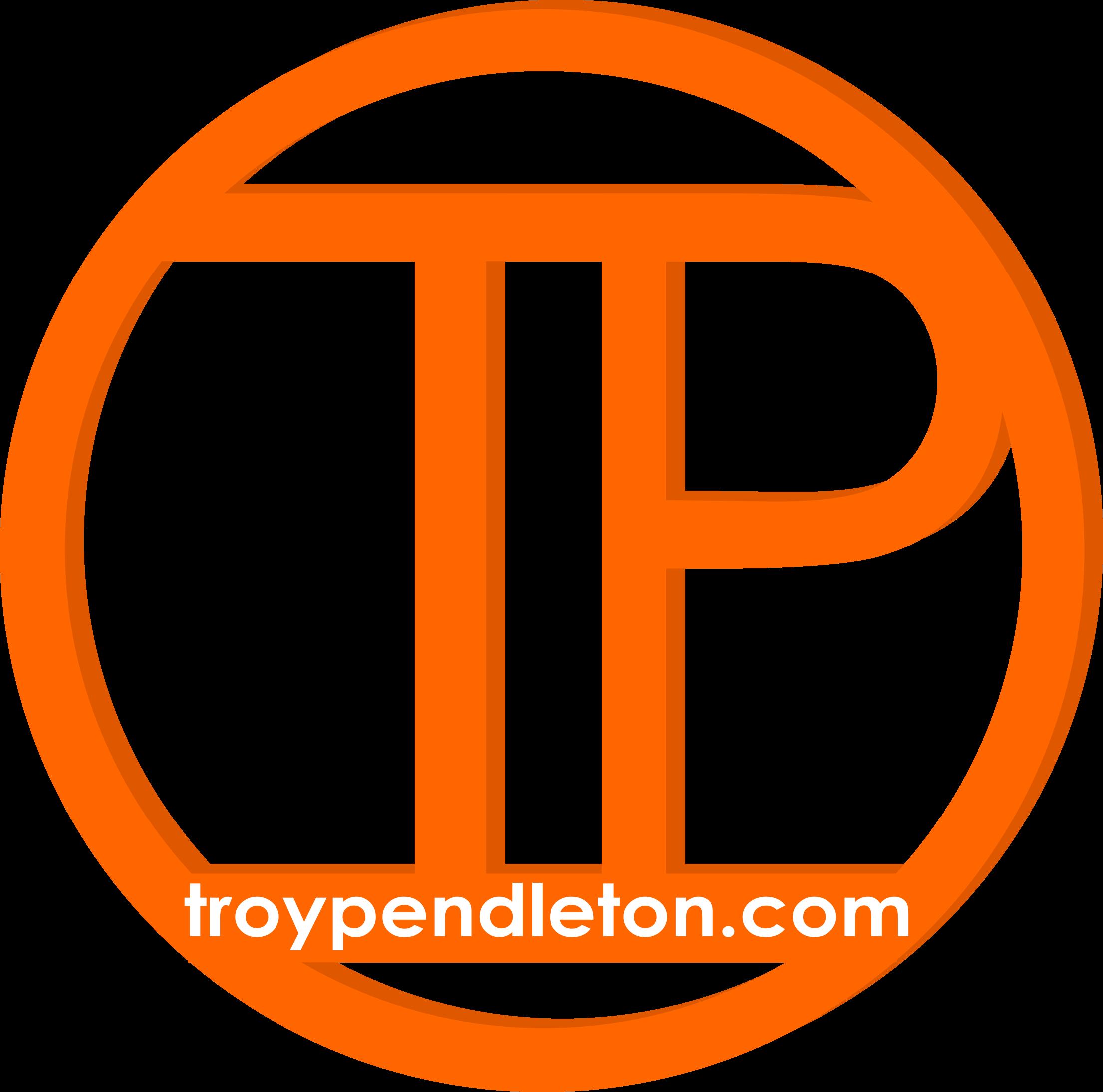 Troy Pendleton (Dot Com) Logo
